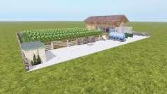 Виноградная ферма для Farming Simulator 2017