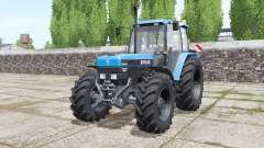 New Holland 8340 More Realistic для Farming Simulator 2017