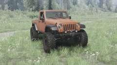 Jeep Wrangler (JK) pickup для MudRunner