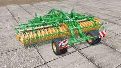 Amazone Catros 6001-2 для Farming Simulator 2017