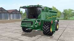 John Deere S690i full washable для Farming Simulator 2017