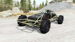 Civetta Bolide Track Toy v3.0 для BeamNG Drive