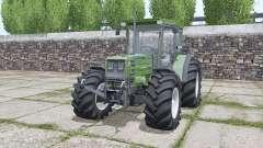 Hurlimᶏnn H-488 big wheels для Farming Simulator 2017