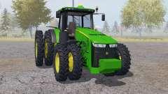 John Deere 8360R double wheels для Farming Simulator 2013