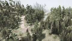 The Long Trail для MudRunner