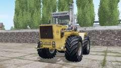 Raba-Steiger 250 doᶙble wheels для Farming Simulator 2017
