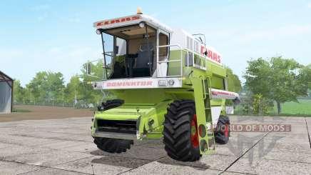 Claas Dominator 118 SL Maxi для Farming Simulator 2017