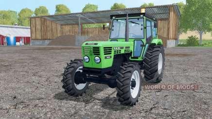 Torpedo TD 90 06 A moving elements для Farming Simulator 2015