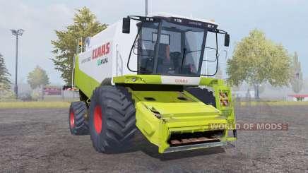 Claas Lexion 560 with header для Farming Simulator 2013