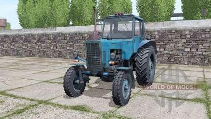 МТЗ 80 Беларус подвижные элементы для Farming Simulator 2017