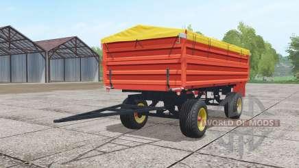 Ⱬmaj 489 для Farming Simulator 2017