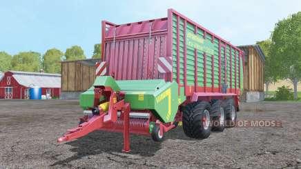 Strautmann Tera-Vitesse CFS with increased yield для Farming Simulator 2015