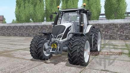 Valtra N154e warning signs для Farming Simulator 2017