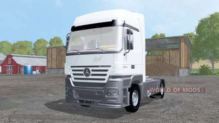 Mercedes-Benz Actros 1844 (MP2) 2003 для Farming Simulator 2015