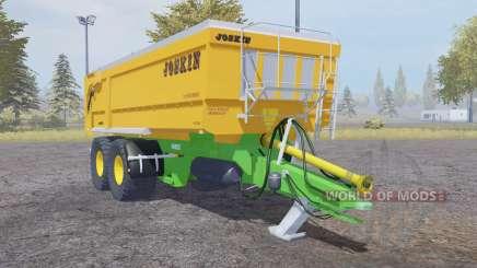 Joskin Trans-Spᶏce 7000-23 для Farming Simulator 2013