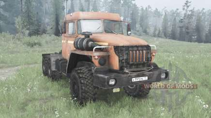 Урал 44202 для MudRunner