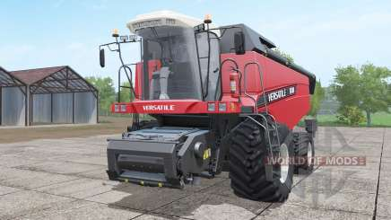 Versatile RT490 dual front wheels для Farming Simulator 2017