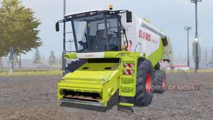 Claas Lexion 550 with header для Farming Simulator 2013