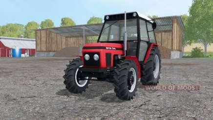 Zetor 7245 1985 для Farming Simulator 2015