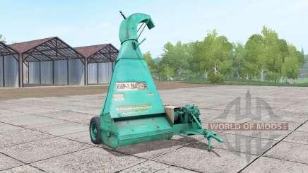 КИР-1.5 v3.0 для Farming Simulator 2017