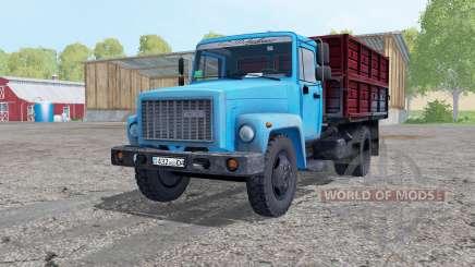 ГАЗ САЗ 3507-01 для Farming Simulator 2015