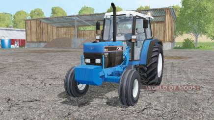 Ford 6640 loader mounting для Farming Simulator 2015