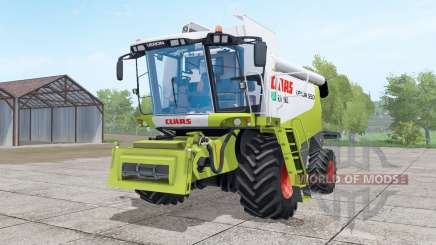 Claas Lexiøn 550 для Farming Simulator 2017