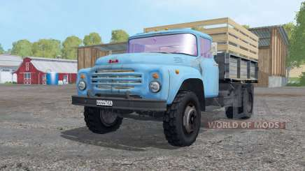 ЗиЛ ММЗ 554 силос для Farming Simulator 2015