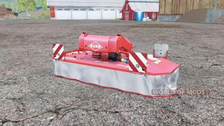 Kuhn FC 313 F для Farming Simulator 2015