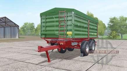 Pronar T683 dark lime green для Farming Simulator 2017