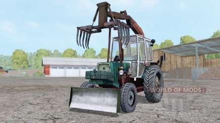 ЮМЗ 6КЛ грейфер для Farming Simulator 2015