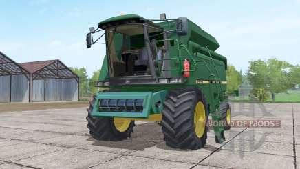John Deere 2056 Michelin tires для Farming Simulator 2017