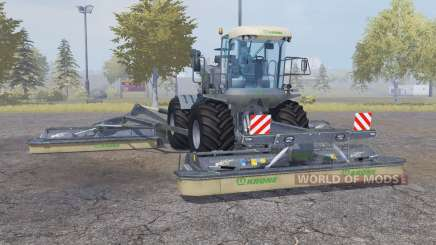 Krone BiG M 500 black для Farming Simulator 2013