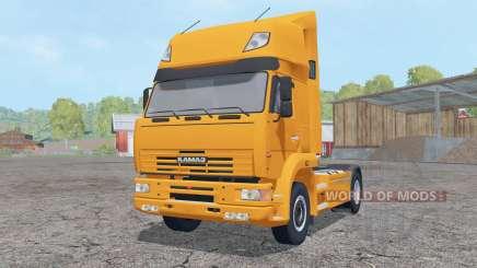 КамАЗ 5460 для Farming Simulator 2015