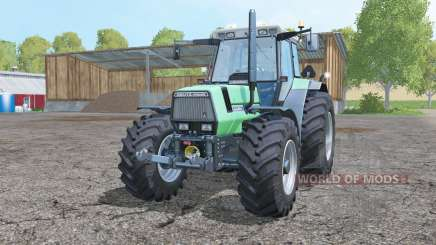 Deutz-Fahr AgroStᶏr 6.61 для Farming Simulator 2015