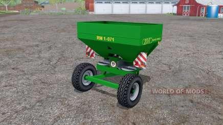 ZDT RM1-071 для Farming Simulator 2015