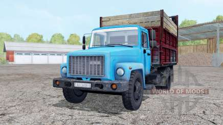 ГАЗ САЗ 3507-01 силос для Farming Simulator 2015