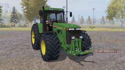 John Deere 8110 animated element для Farming Simulator 2013