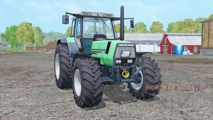 Deutz-Fahr AgroStar 6.61 toggle fenders для Farming Simulator 2015