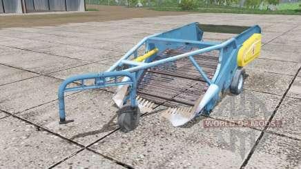 Agromet Z-609-2 для Farming Simulator 2017