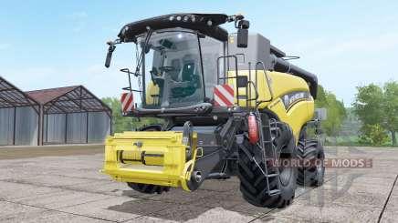 New Holland CR9.90 40 years для Farming Simulator 2017