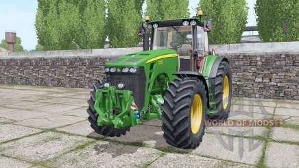 John Deere 8230 configure для Farming Simulator 2017