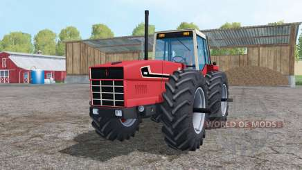 International 3588 double wheels для Farming Simulator 2015