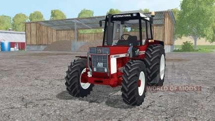 International 1246 loader mounting для Farming Simulator 2015