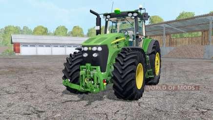 John Deere 7930 wheels weightᶊ для Farming Simulator 2015