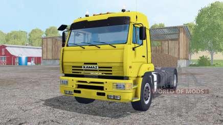 КамАЗ 5460-066-33 2003 для Farming Simulator 2015