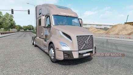Volvo VNL 860 2017 v2.1.7 для Euro Truck Simulator 2