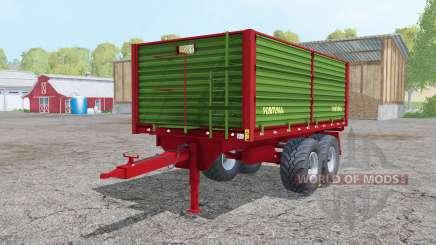 Fortunᶏ FTD 150 для Farming Simulator 2015