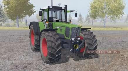 Fendt Favorit 824 double wheels для Farming Simulator 2013