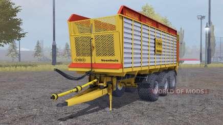 Veenhuis ⱾW550 для Farming Simulator 2013